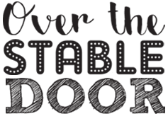 over the stable door logo